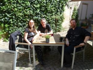 Besuch im WEINreich in Freinsheim an Michael's Geburtstag